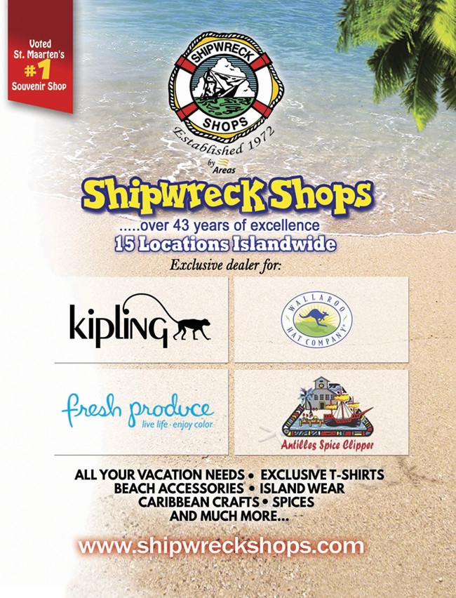 Shipwreck Shops St. Maarten