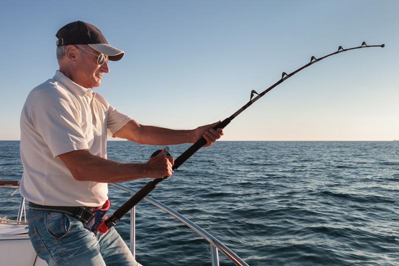 Pêche en haute mer Aqua Mania