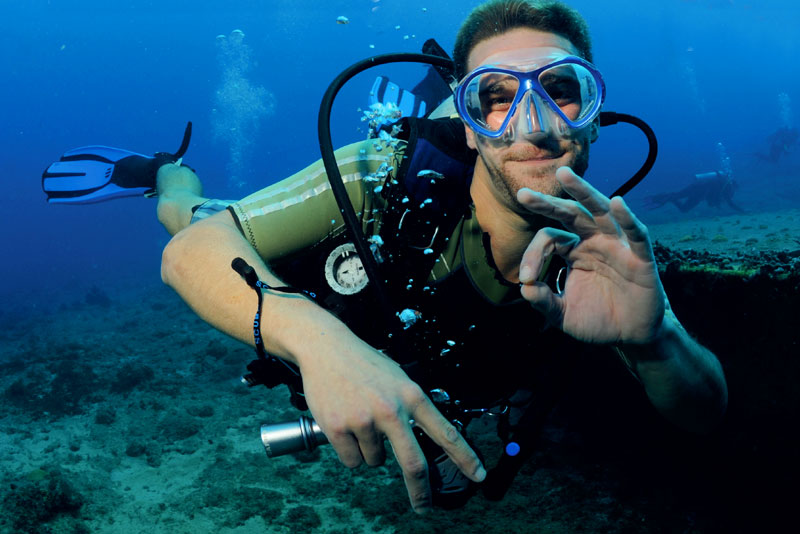 Plongée sous-marine Aqua Mania