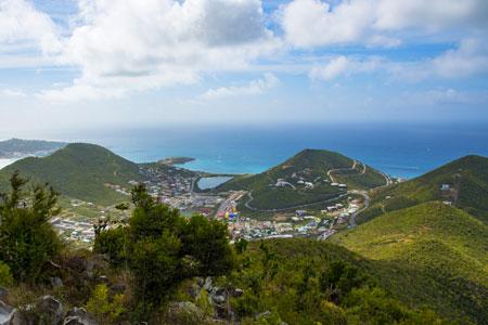 Géographie de Sint Maarten