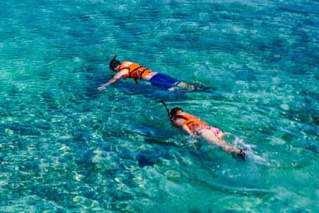 Sports nautiques à Saint-Martin