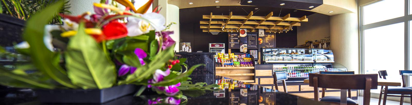 Café Britt - Nos recommandations à Simpson Bay Resort & Marina