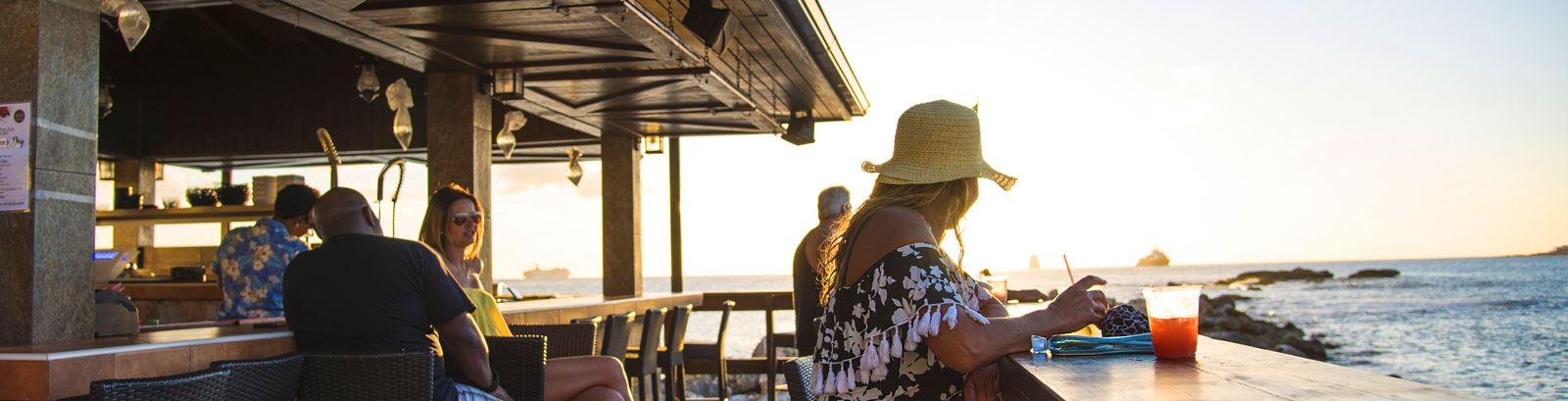 Coco Beach Bar - Nos recommandations à Simpson Bay Resort & Marina