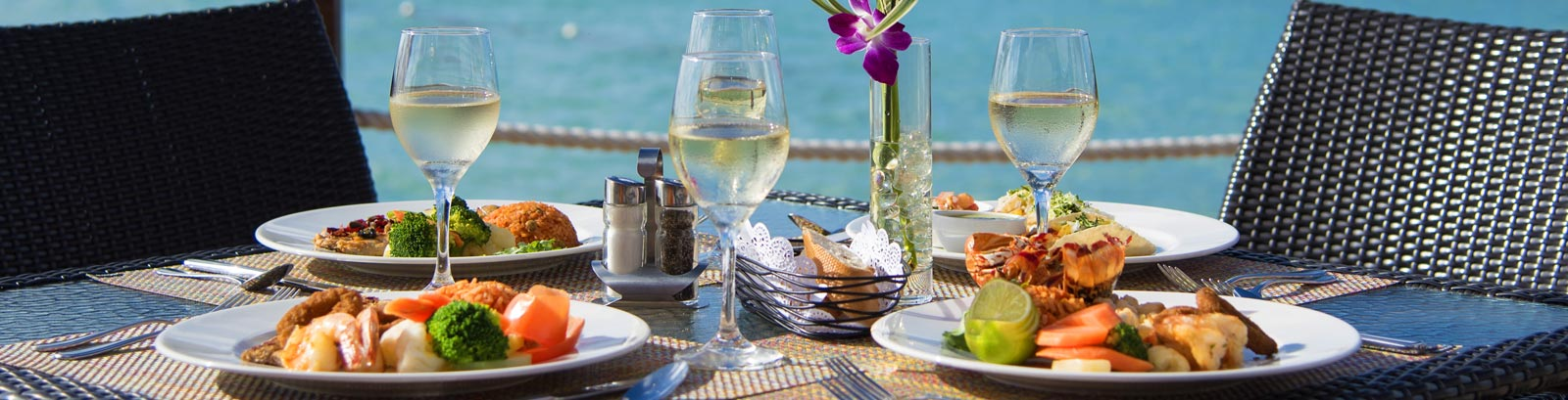 Restaurant Emilio Sint Maarten - Nos recommandations au Simpson Bay Resort & Marina