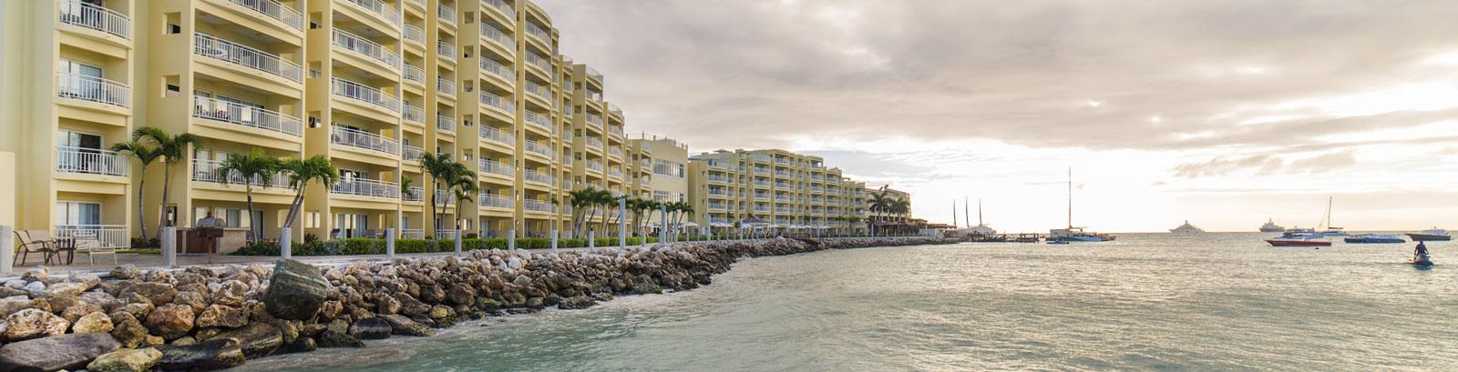 Les villas de Simpson Bay Resort - St. Maarten Luxury Villas