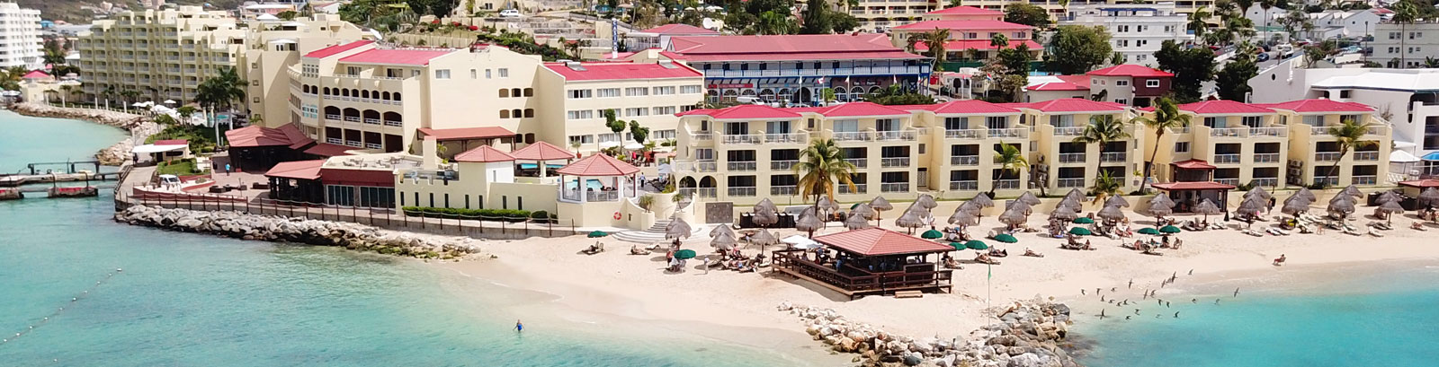Webcams, Simpson Bay Resort & Marina à Saint-Martin