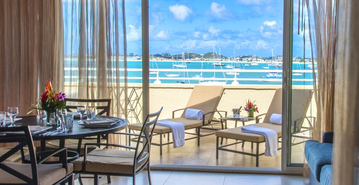 St. Maarten the resort