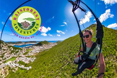 Rainforest Adventures Sr Maarten