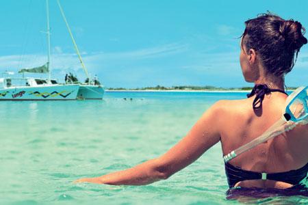 Aqua Mania à Simpson Bay Resort and Marina