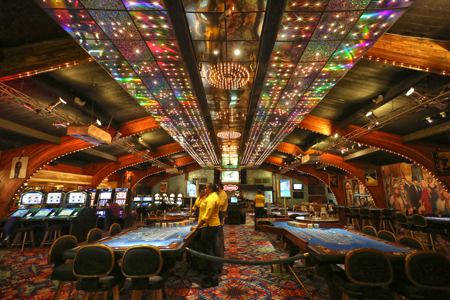 Casino d'Hollywood à Simpson Bay Resort