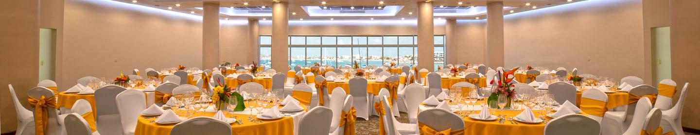 Salle de conférence - The Royal Ballroom, Simpson Bay Resort & Marina