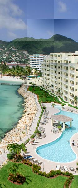 The Villas Simpson Bay Resort webcams