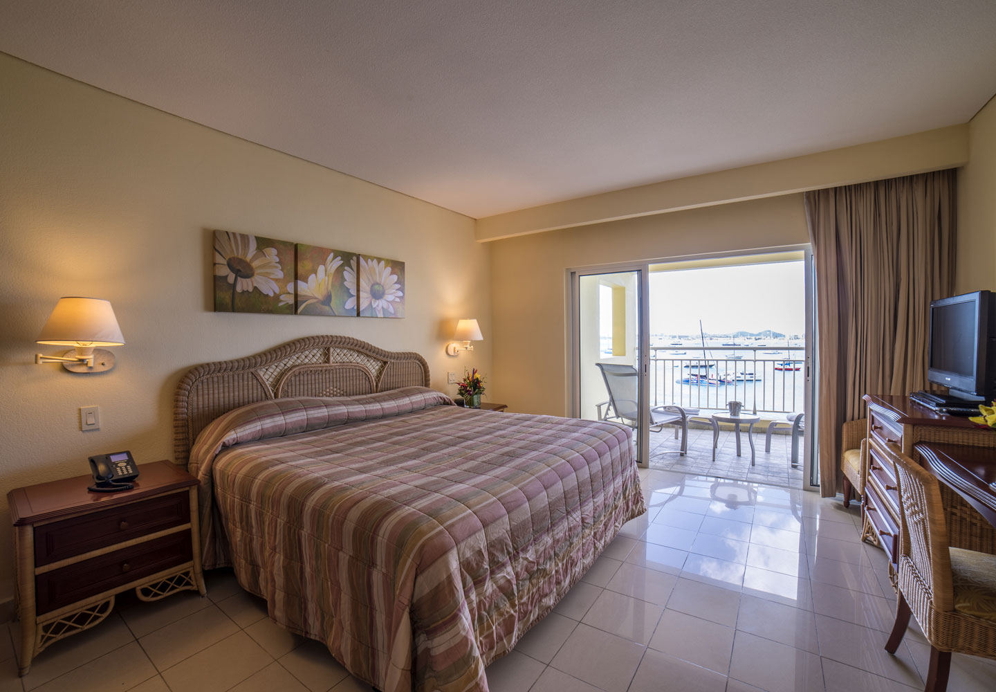 Suite 1 chambre, Simpson Bay Resort & Marina