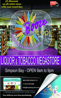 Booze it up, Liquor & Tobacco Megastore Simpsomn bay